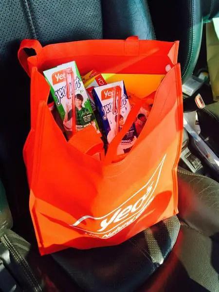 barangan Yeo's boleh didapati di mna-mana kedai di malaysia
