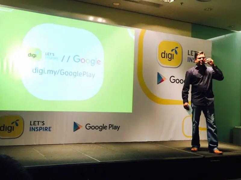 Prashant Pathmanaban, Google Malaysia Industry Head