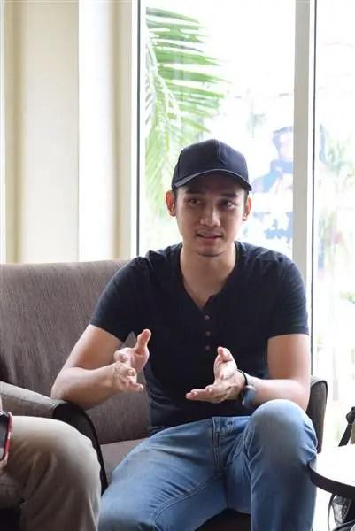 Fazren Rafi, pengasas RizQ Design