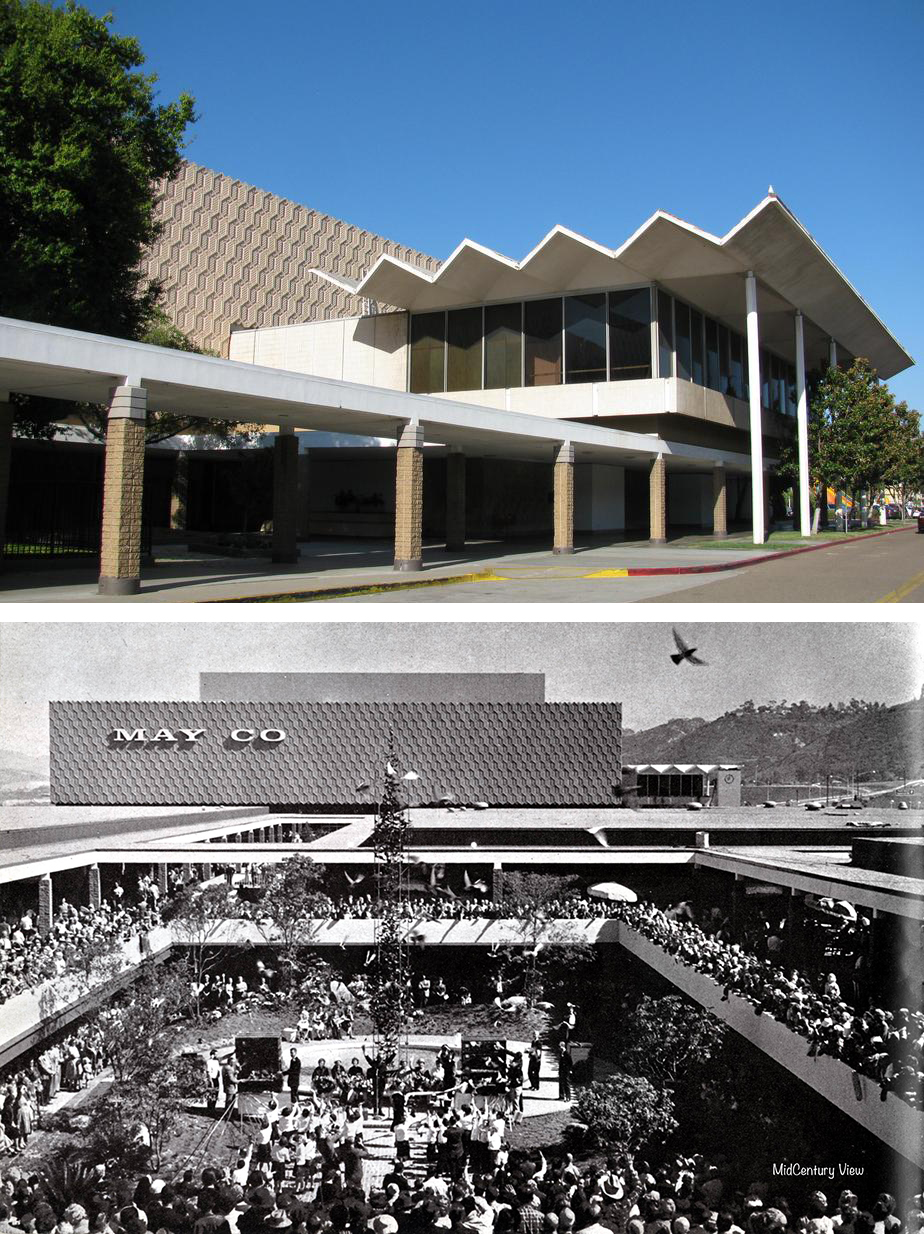 Mission Valley Shopping Center : mission, valley, shopping, center, Mid-Century, Company, Designated,, January, ENews