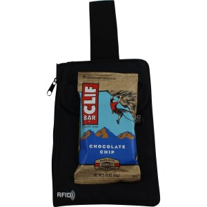 sos edc RFID blocking belt wallet/pouch