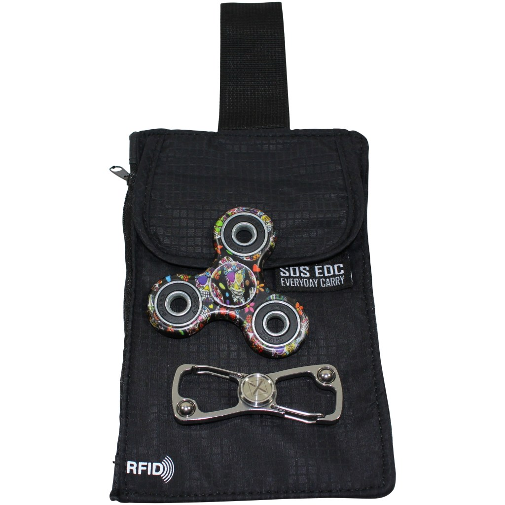 Figet Spinner Carry Pouch - Wallet