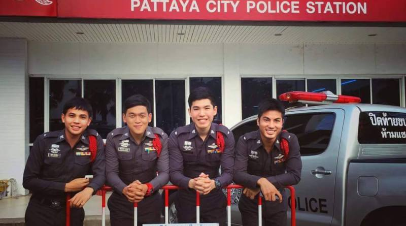 pattaya city police station
