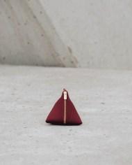 monedero piramide granate 2