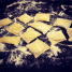 Making ravioli with my mom is my favorite Christmas tradition!