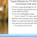 Foundries Ramp FD-SOI, VLSI Survey Shows Why – More Highlights from the Silicon Valley SOI Symposium (Part 2)