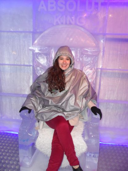 Ice Bar Prague
