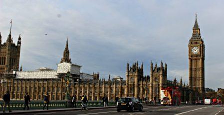 Parlement Londres