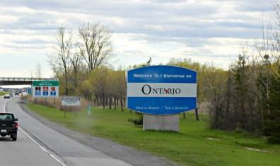 Bienvenue en Ontario!