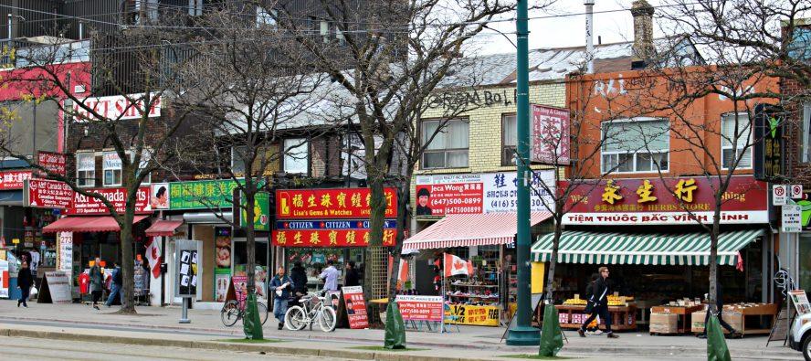 Chinatown Toronto