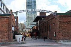 Distillery District Toronto