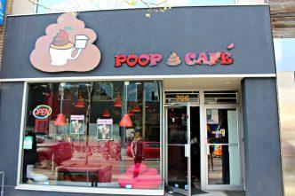 Poop Café Toronto