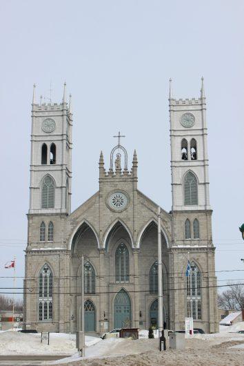 Eglise de Sainte-Anne-de-la-Perade
