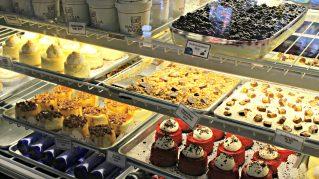 Cupcakes à Magnolia Bakery
