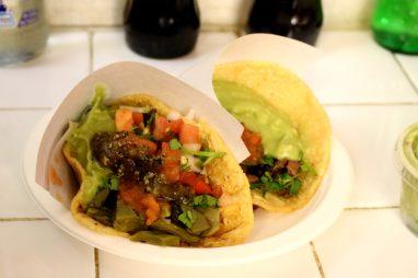 Los Tacos No. 1 au Chelsea Market NYC
