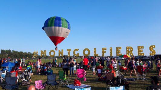 Festival international de Montgolfières