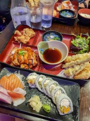 Momo sushis Vancouver