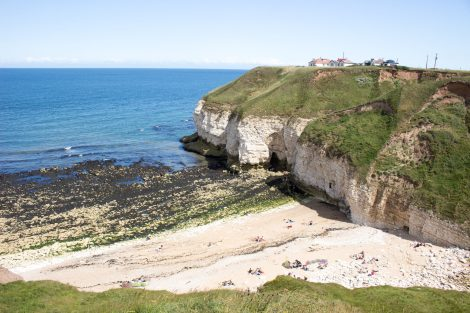 Thornwick Bay Flamborough