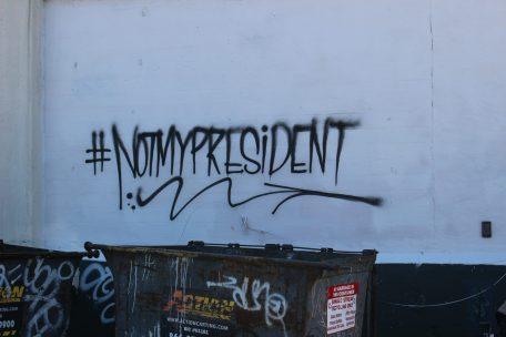 Bushwick - Not my president