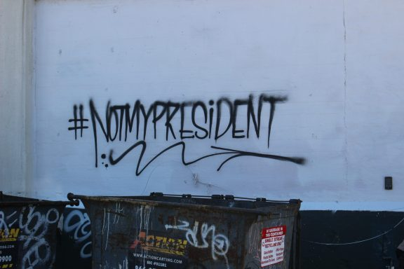 Bushwick - Not my president