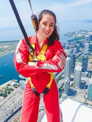 CN Tower - Edge Walk