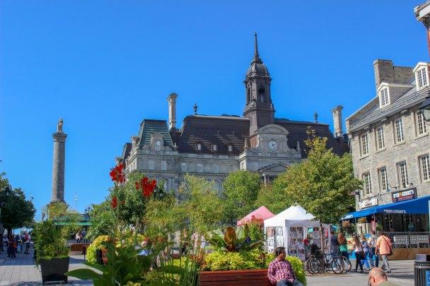 La mairie de Montréal
