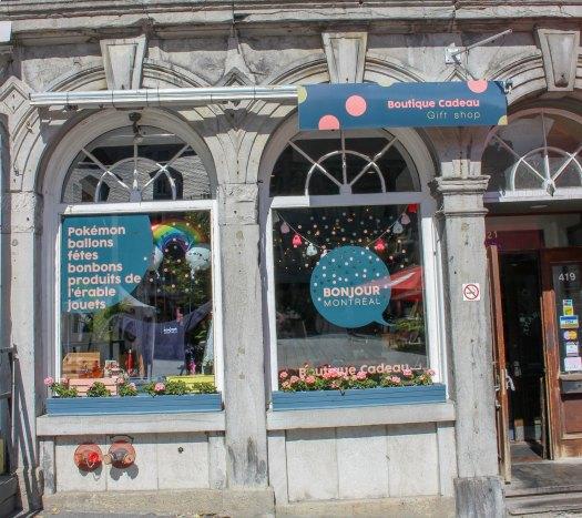 Boutique Bonjour Montréal