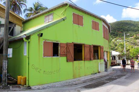Restaurant Chez Eugenette - Terre de Bas