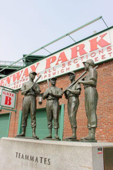 Fenway Park de Boston - Soif de Voyages