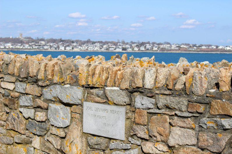 Cliff Walk à Newport