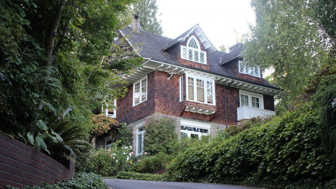 Maison de Kurt Cobain à Seattle