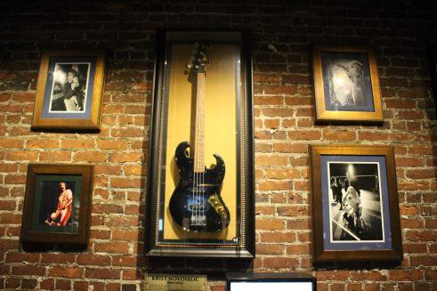 Guitare de Krist Novoselic