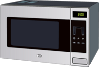 cuisson micro-ondes