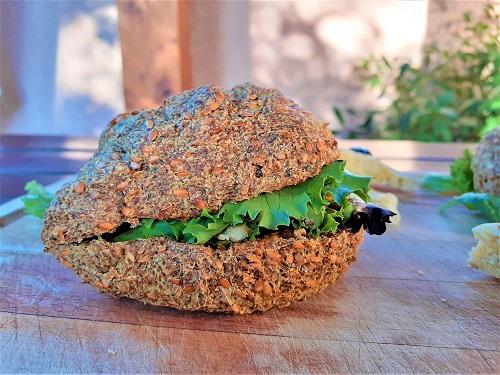 pain sans gluten pour pique nique