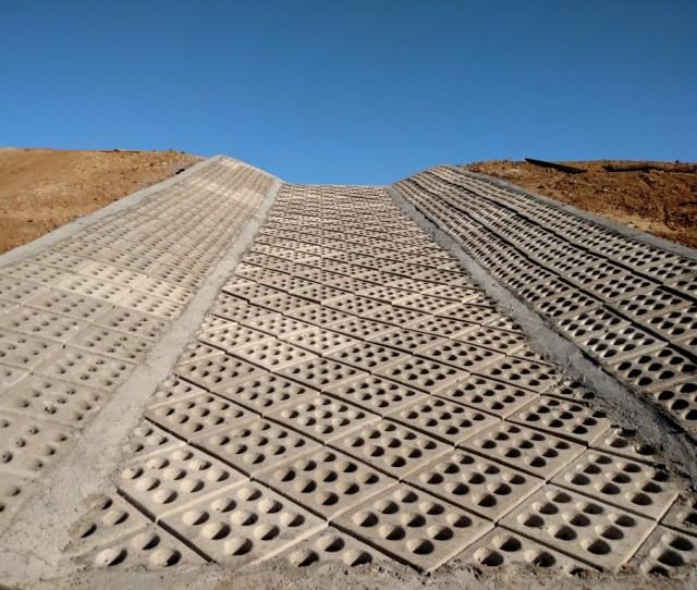 Enviroflex Spillway Pacific Highlands Ranch