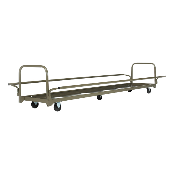 folding chair dolly leather arm horizontal for 700 series holds up to 50