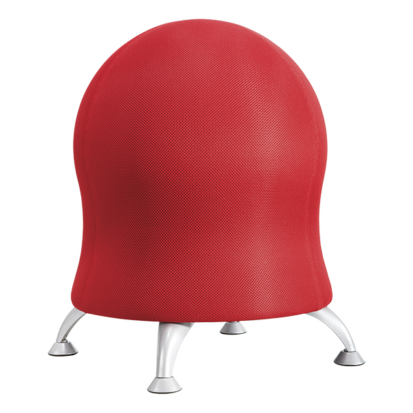 ball chairs steel chair models zenergy at school outfitters crimson