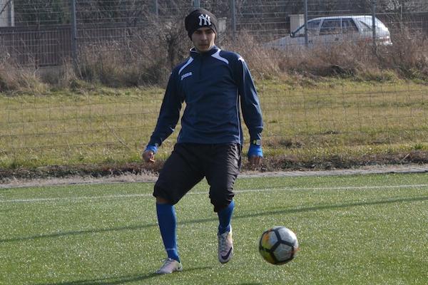 Juniorul Marius Duță a venit la Lipova să confirme