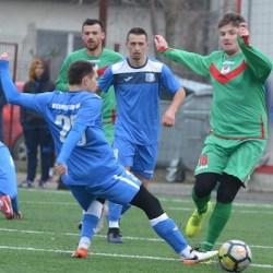 Echilibru între divizionare terțe: Șoimii Lipova – Gloria Lunca Teuz Cermei 2-2