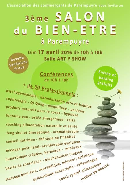 Salon du Bientre de Parempuyre 17 Avril 2016  Soin2Soi