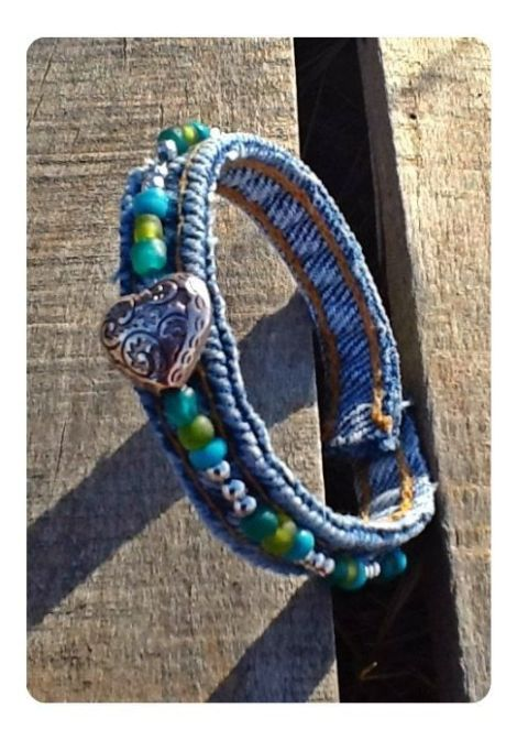 bracelet et perles