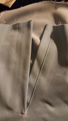 Pantalon safran-braquette 2