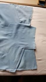 Pantalon safran-Poche devant finies
