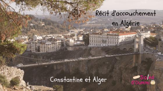 Accouchement en Algérie