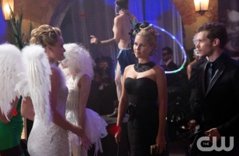 Cammy Meets Bekah and Klaus at the Charity Gala