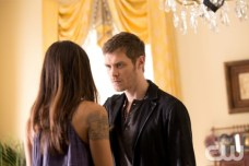 Sophie tells Klaus about the Harvest after he confronts her