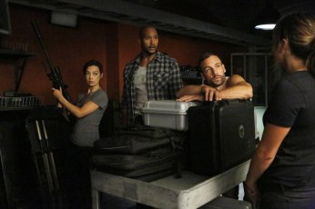 "Agents of SHIELD - ""Making Friends and Influencing People"""
