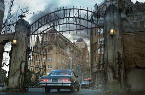 """Gotham - """"Arkham"""""""