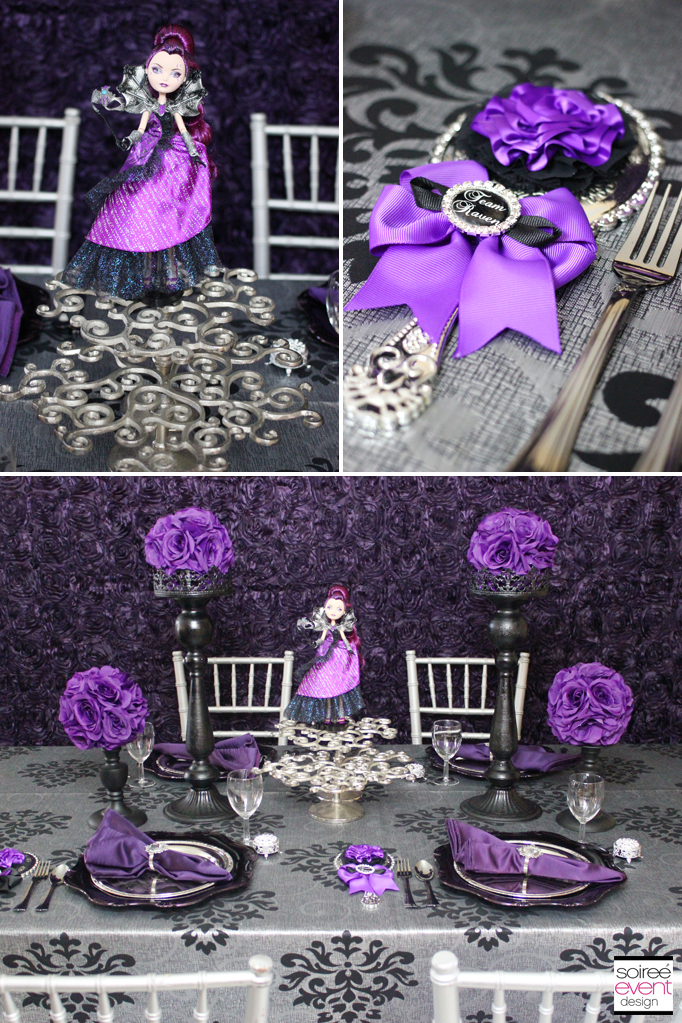 Ever After High Party Raven Queens Thronecoming  Soiree