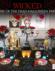 Soiree event design also wicked day of the dead halloween party ideas rh eventdesign
